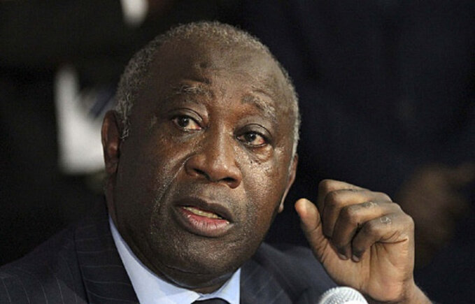 INTERVIEW DU PRESIDENT LAURENT GBAGBO SUR TELE SUD