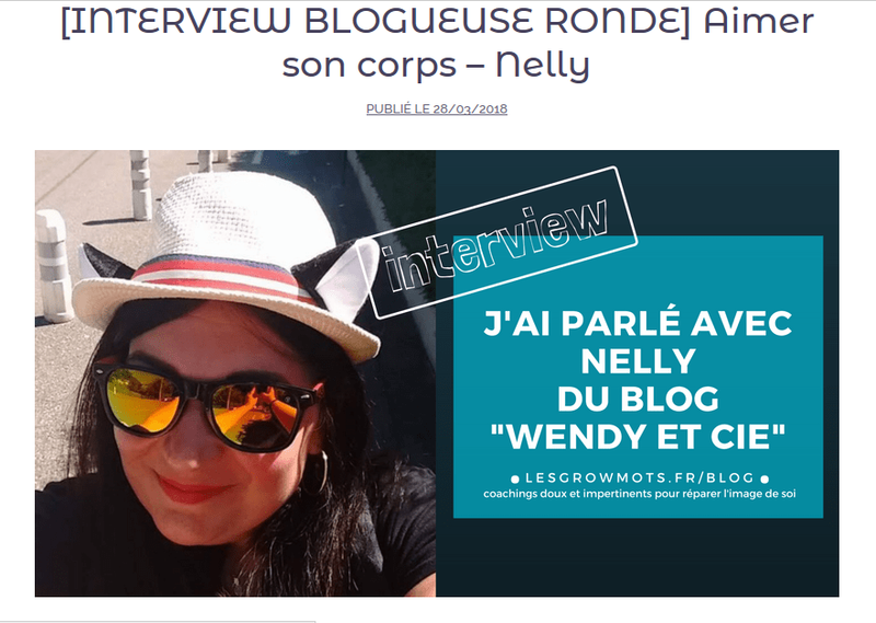 interview nelly blogeuse curvy