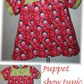 Puppet show tunic