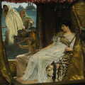 Sotheby's To Offer Another Masterpiece by Sir <b>Lawrence</b> <b>Alma</b>-<b>Tadema</b>