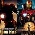 Iron man 1 et 2 (30 avril 2008 et 28 avril 2010)