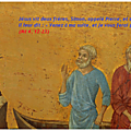 Évangile et Homélie du Dim 26 Jan 2020. <b>Jésus</b> quitta Nazareth et vint habiter à Capharnaüm