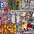 The fondation beyeler presents jean dubuffet's work in a major retrospective