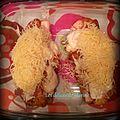 Croissants salés