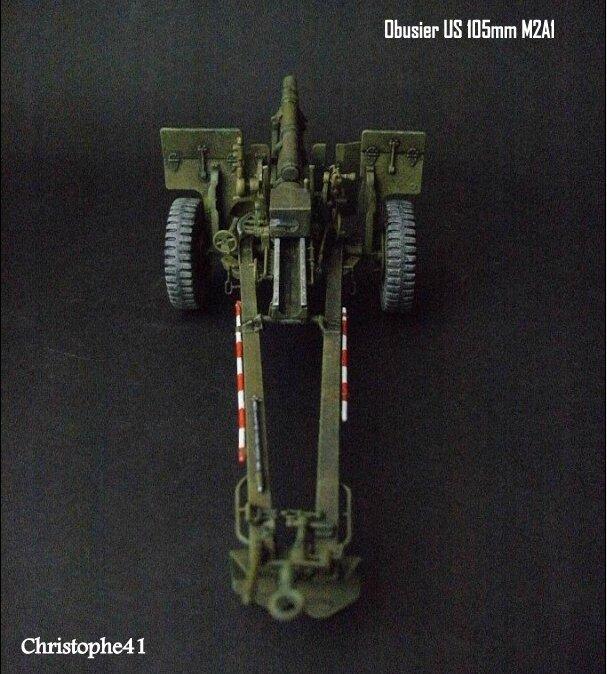 Obusier US M2A1 105mm - PICT3295