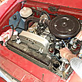 Ma <b>fiat</b> 124 spider AS de 1967 (lifting en cours)