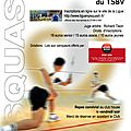 Tournoi de squash de rentree