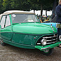 DAVID microcar convertible 1957