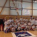 Échange franco-allemand de basket
