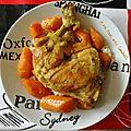 Poulet carotte colombo au cookéo