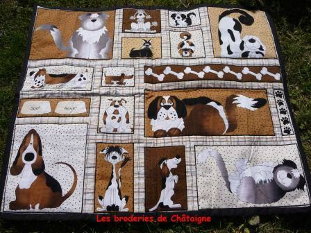 patch chiens