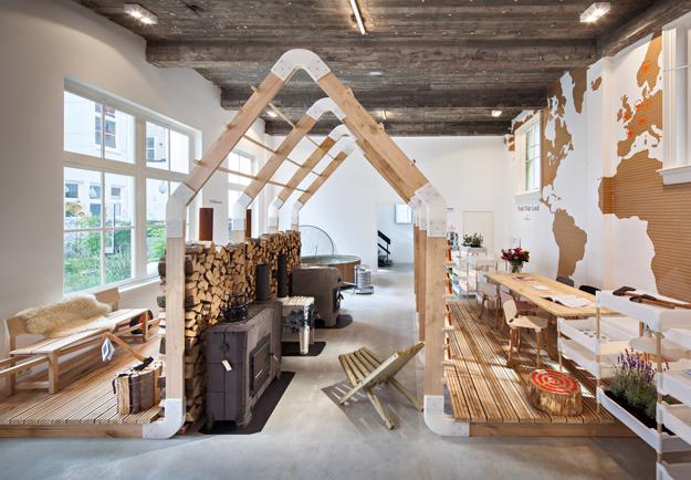 Intérieur ❤ Design ⎢ Hôtel (&+!) Droog à Amsterdam - 13zor ...