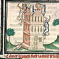 [TOUR DE <b>BABEL</b>] Iconographie