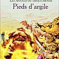 Les <b>Annales</b> du Disque-Monde, tome 19 : Pieds d'argile (Feet of Clay) - Terry Pratchett
