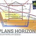 1038 - PLANS HORIZONTAUX