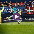 But. osasuna vs barcelone résumé vidéo buts messi, suarez (0-3)