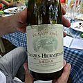 Cinq vins de l'appellation <b>Crozes</b>-Hermitage à l'aveugle