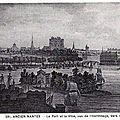 Ancien Nantes - Le Port et la Ville