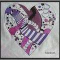 Zendalas coeur de tissus 030.09.10