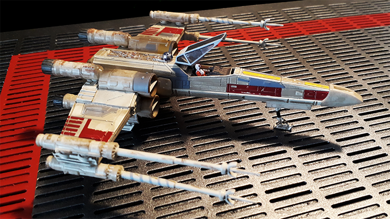 x-wing hotwheel elite 01