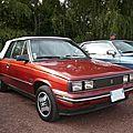 RENAULT - AMC Alliance DL 1.7l cabriolet 1985 Hambach (1)