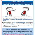 Tract :action-verite n°2