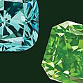 'Green Diamonds: Natural Radiance' debuts at the Natural History Museum of Los Angeles County