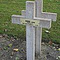 FERRE Pierre (Argenton sur Creuse) + 15/02/1915 Zuydcoote (<b>59</b>)