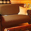 canapé tapissier