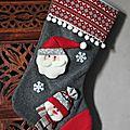 Petit bonhomme a enfin trouvé chaussette à son pied!