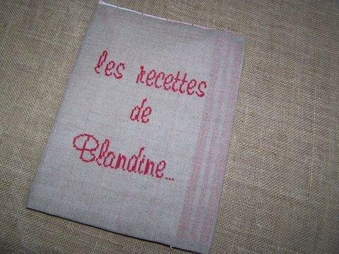 les recettes de Blandine
