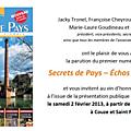 <b>Secrets</b> de <b>pays</b>