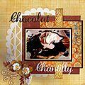 Chocolat Chantilly