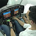 Formation garmin g1000 chez new cag