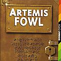 Artemis fowl, tome 1, de eoin colfer
