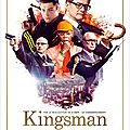 Kingsman : services secrets de Matthew Vaughn