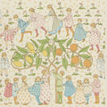 Oranges and Lemons Say the Bells of St. Clements: by Dorothy Hil