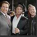 <b>Arnold</b> <b>Schwarzenegger</b> au casting de Maggie