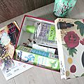 My Sweetie Box Mai 2016 : 'Green Potion' m'a bien plû !