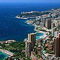 Carte postale Monaco