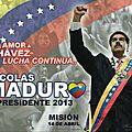 Venezuela : les etats-unis réalisent le financement du candidat de l'opposition
