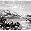 SAUMUR (49) LA <b>FOUGEREUSE</b> (79) - 1793 - CORRESPONDANCE SAISIE AU CHÂTEAU DE LA <b>FOUGEREUSE</b>