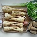 Panier de la semaine # 7 // saison automne 2012 + soupe # 5