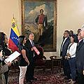 Vénézuela : 4 des 5 gouverneurs d'extrême droite ont prêtés serment devant la constituante