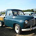 Renault colorale plateau ridelles 1954