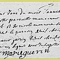 1 Jour 1 Ancêtre : Marie Anne MENOT, née à Belleu, dans l'<b>Aisne</b>...