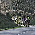La Balade du Jambon - Balade à cheval dans le mortainais (38)