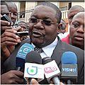 Paul eric kingué est libre, la réaction du mouvement de février 2008 au cameroun