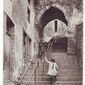 72 - LE MANS - Escalier de la grande Poterne