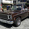 <b>Chevrolet</b> C10 Cheyenne stepside 1973-1978